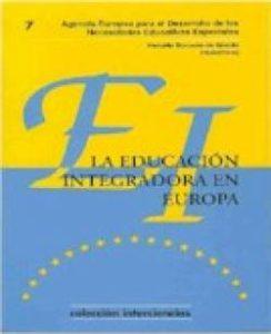 La educación integradora en Europa