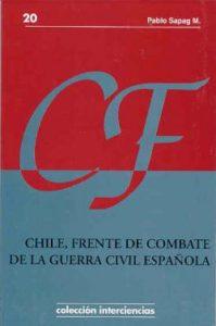 Chile, frente de combate de la Guerra Civil española