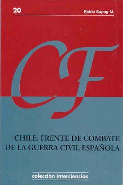 p.3chile, frente de combate de la guerra civil espanola