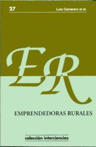 Emprendedoras rurales