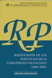 Radiografía de los Políticos de la Comunidad Valenciana (2003-2005)