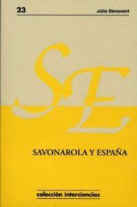 Savonarola y España
